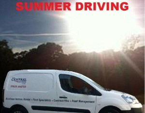 summer driving blog