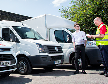 We are trusted business and fleet specialists with over 40 years of experience