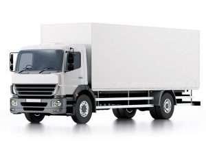 7.5 Box Tail Lift Van hire warrington