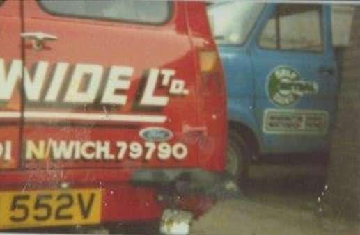central self drive 1978
