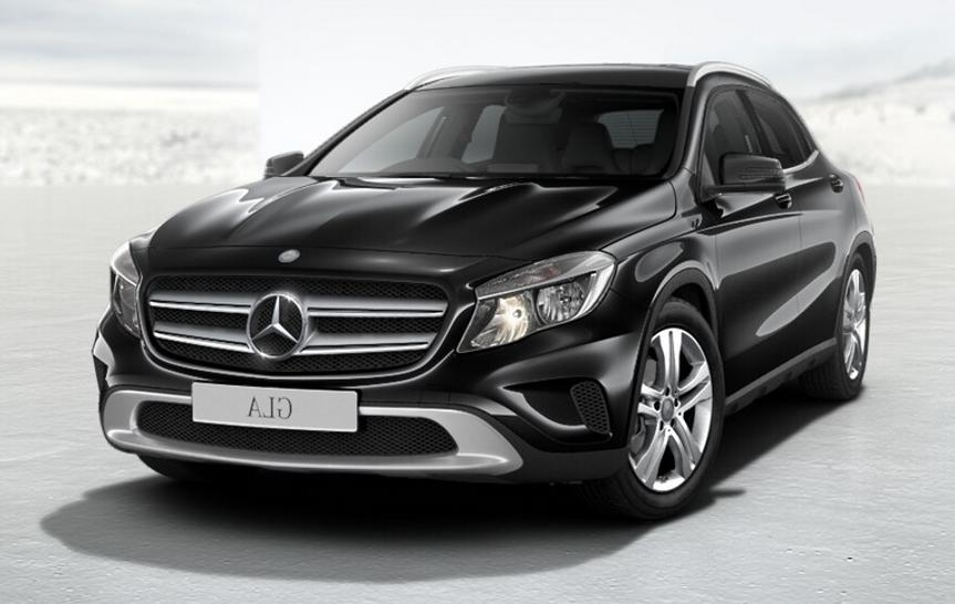 Mercedes-Benz GLA Class AMG Line