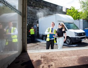 central self drive van hire warrington