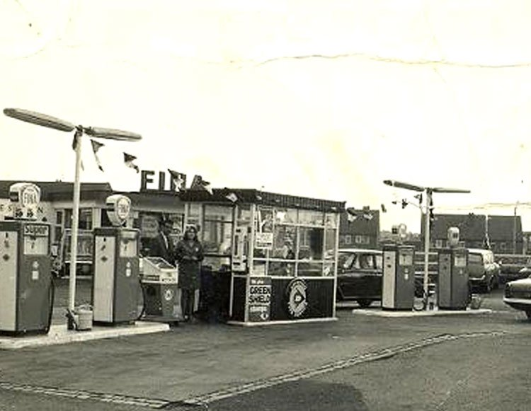 central self drive 1960