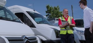 Van Hire / Van Rental Warrington