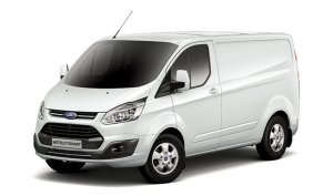 Ford Transit Custom for hire