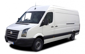 Volkswagen Crafter for hire