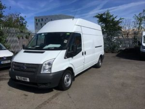 2013 Ford Transit Long Wheel Base