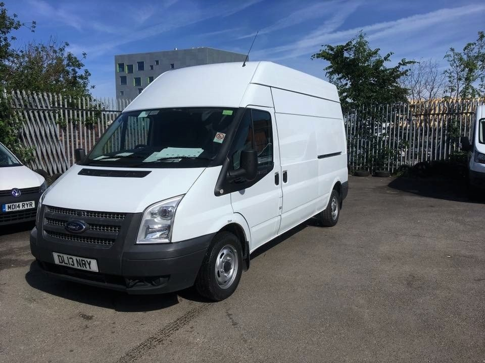 Ford Transit Long Wheel Base 350