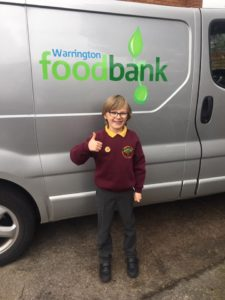 Warrington Food Bank