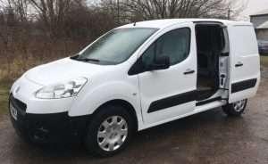 Peugeot Partner vehicles for sale