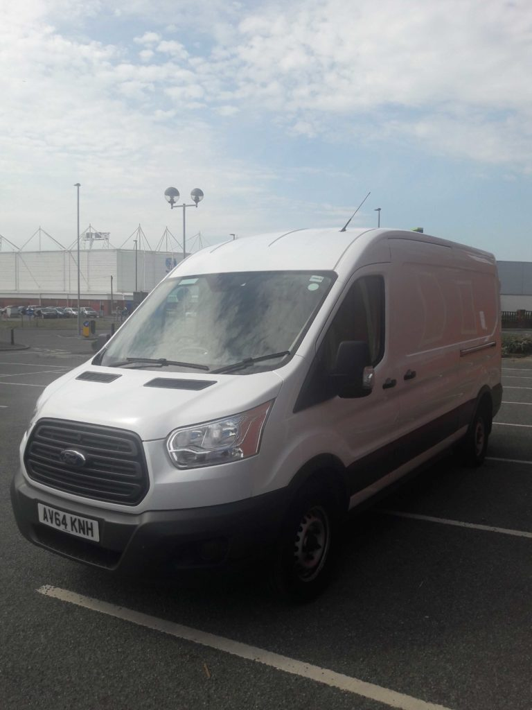 Ford Transit Long Wheel Base