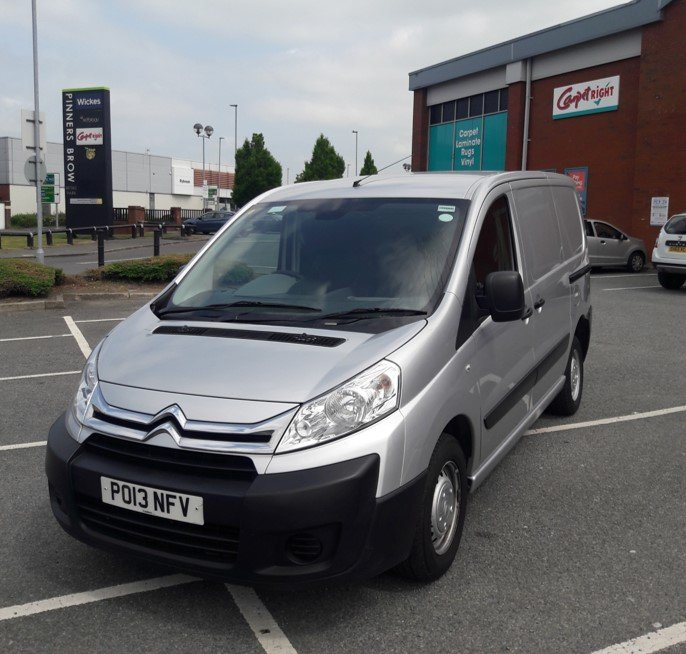 Used Ford Transit In Widnes Cheshire: New & Used Vehicles