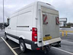 Large Van Ramp Up