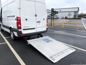 Large Van Ramp