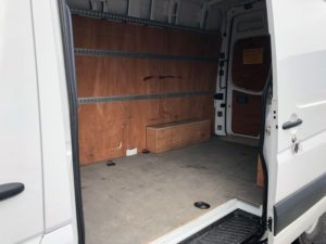 Large Van Inside