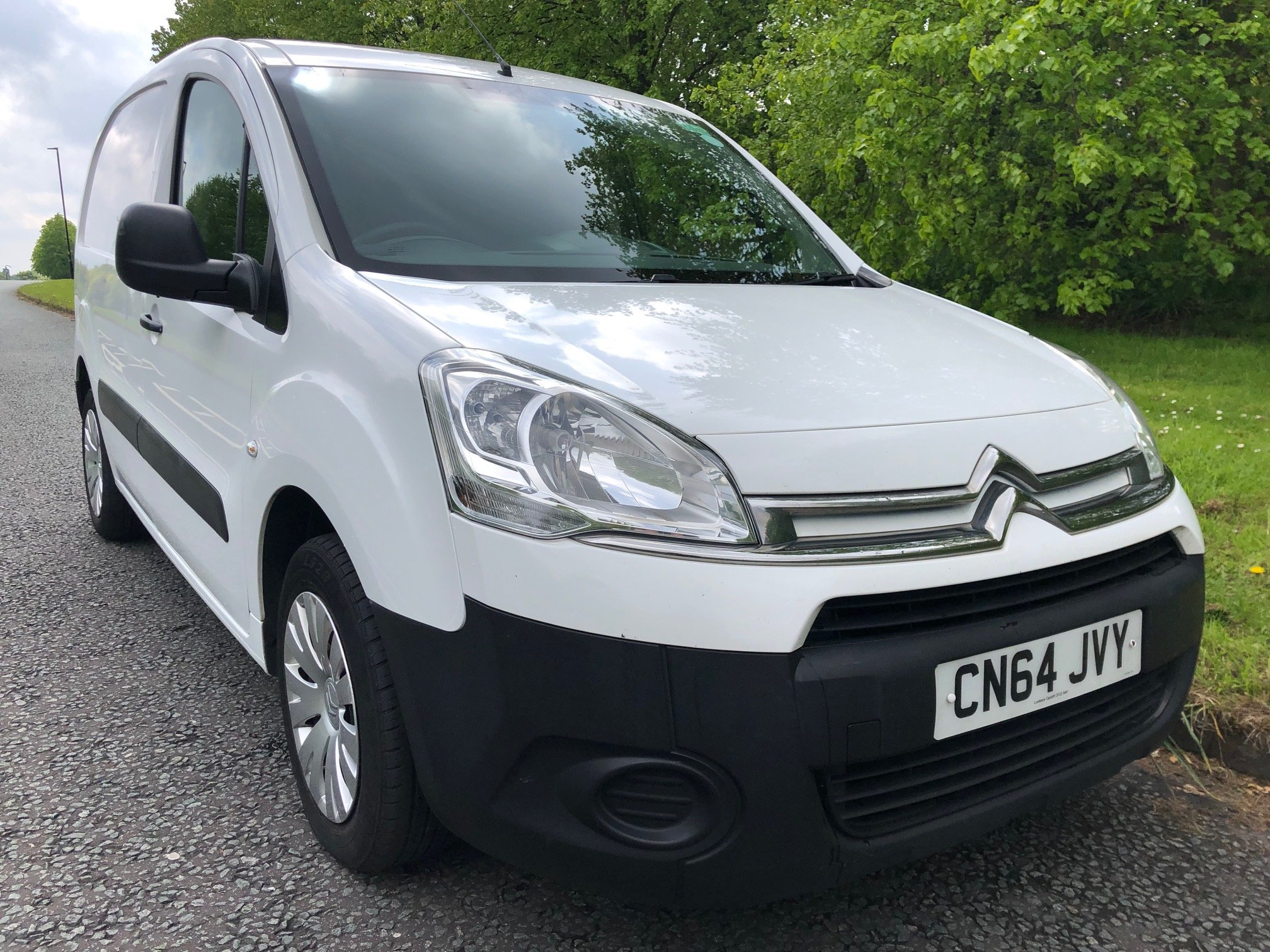 Citroen Berlingo 'Enterprise Edition'